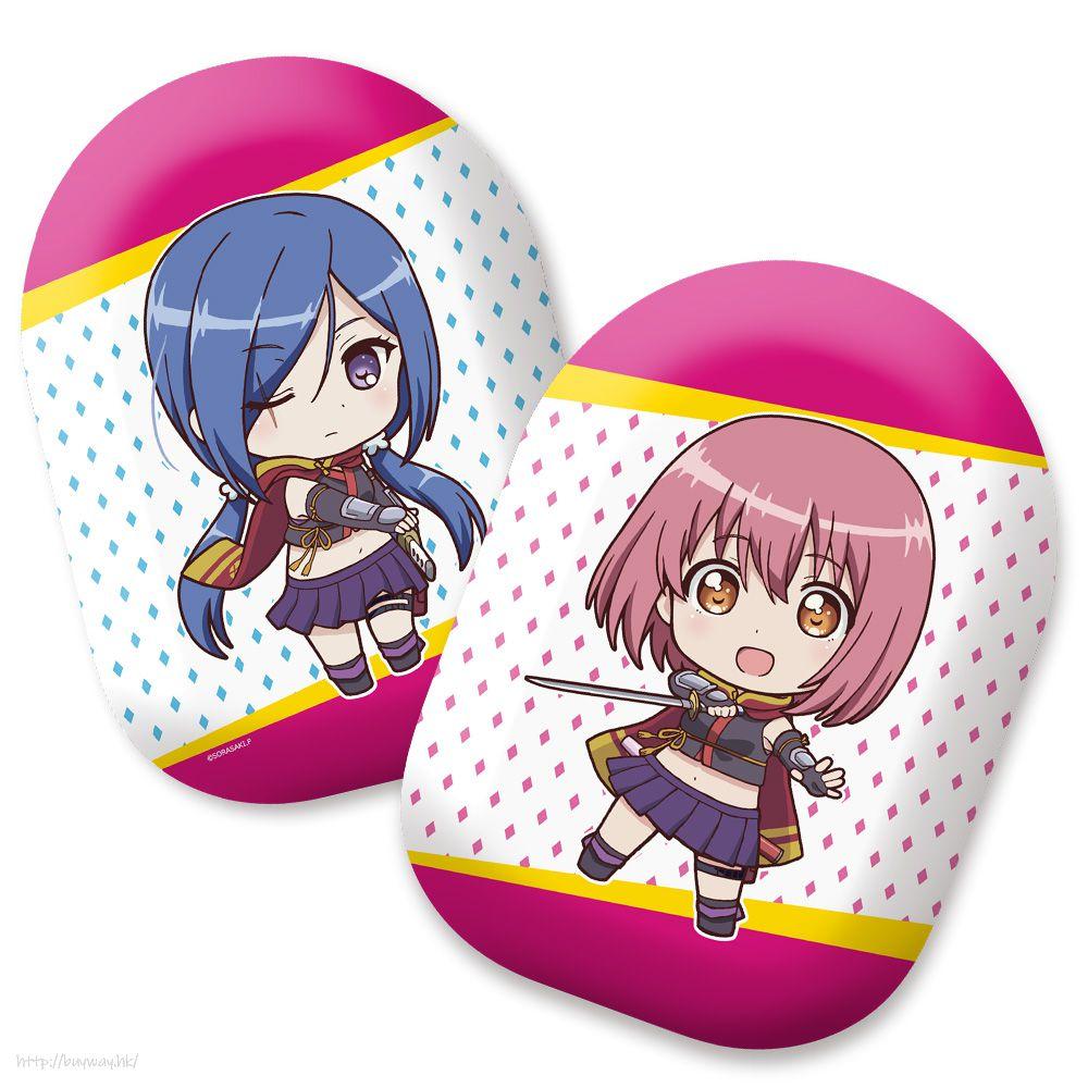 月影特工 「源桃 + 半藏門雪」Cushion Momo & Yuki Two Sides Cushion【Release The Spyce】