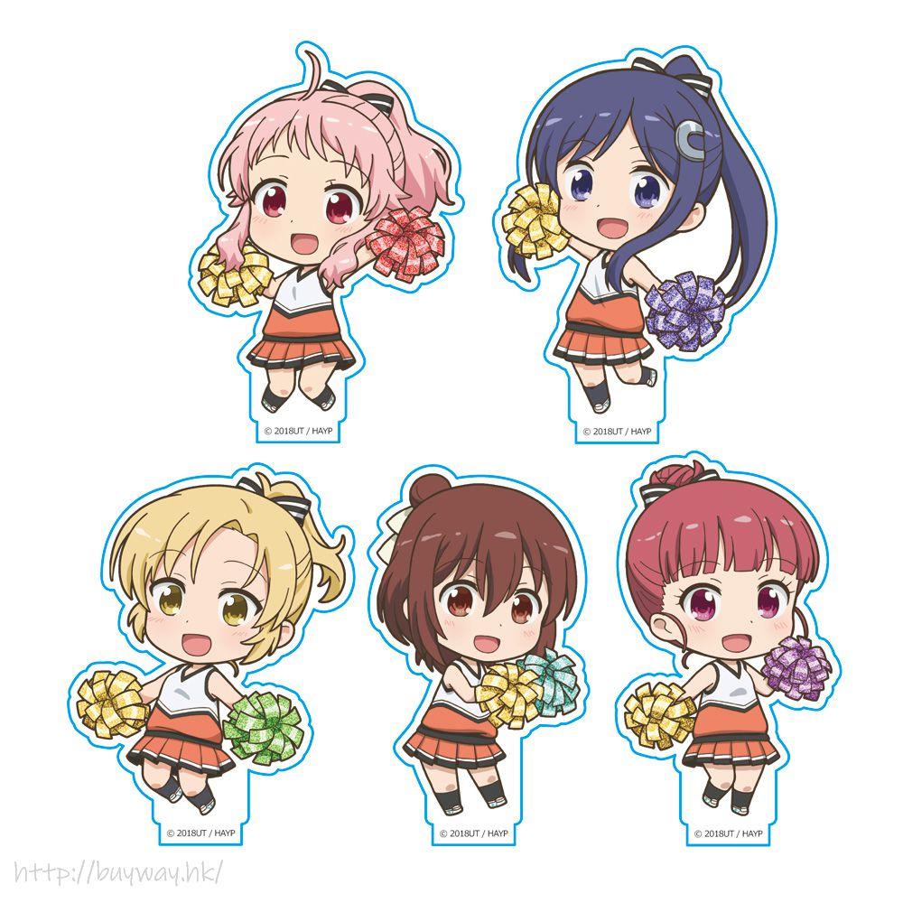 Anima Yell! 亞克力企牌 (5 個入) Acrylic Stand Collection (5 Pieces)【Anima Yell!】