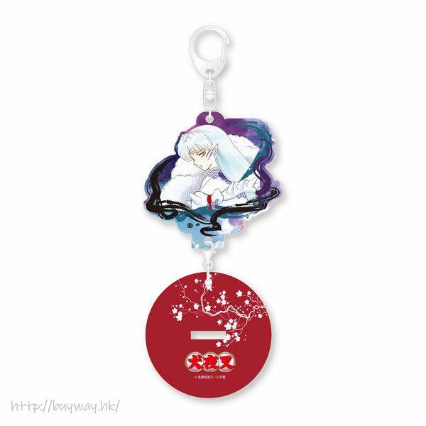 犬夜叉 「殺生丸」亞克力企牌 / 匙扣 Acrylic Stand Key Chain E【InuYasha】