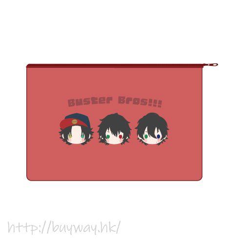Hypnosismic 「Buster Bros!!!」(KAOKAO) 小物袋 Chara Pouch 01 Buster Bros!!! (KAOKAO)【Hypnosismic】