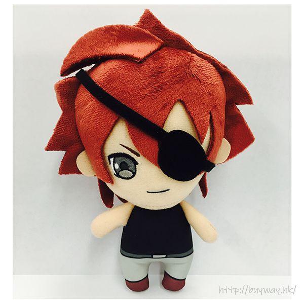 絕對可愛CHILDREN 「安迪・日宮」公仔 Chara Plush Key Chain Andy Hinomiya【Zettai Karen Children】