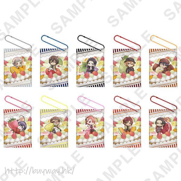 文豪 Stray Dogs 美味果汁糖匙扣 (10 個入) Oyatsu Key Chain Fruits Ver. (10 Pieces)【Bungo Stray Dogs】