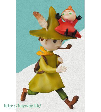 小肥肥一族 UDF MOOMIN3「史力奇 + 阿美」 UDF MOOMIN Series 3 Snufkin & Little My【Moomin】