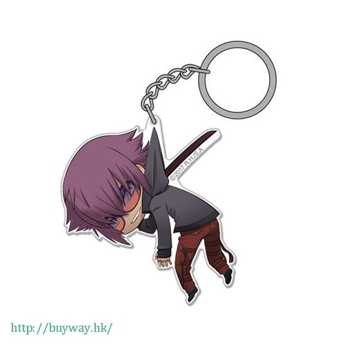 ReCREATORS 「彌勒寺優夜」吊起匙扣 Acrylic Pinched Keychain Yuuya Mirokuji【Re:CREATORS】