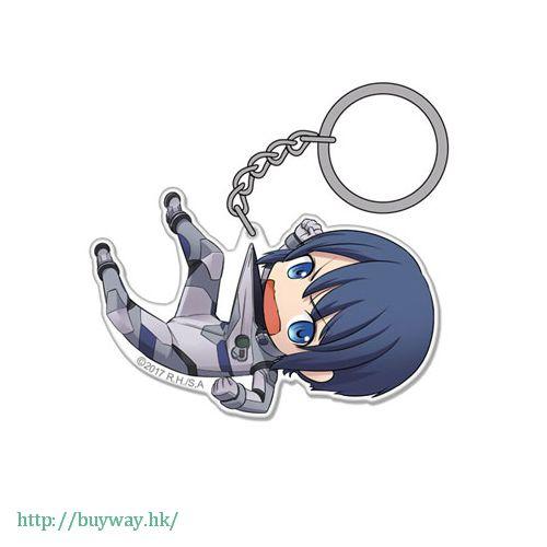 ReCREATORS 「鹿屋瑠偉」吊起匙扣 Acrylic Pinched Keychain Rui Kanoya【Re:CREATORS】