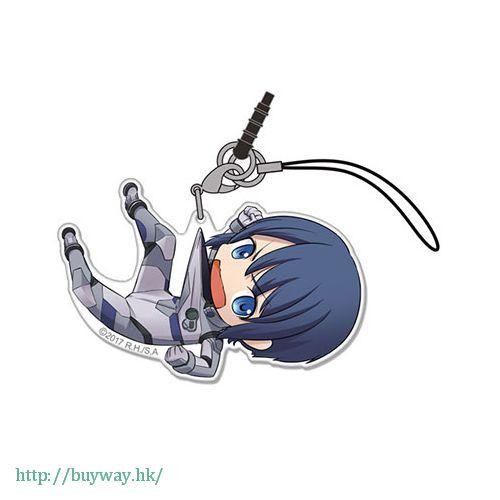 ReCREATORS 「鹿屋瑠偉」吊起掛飾 Acrylic Pinched Strap Rui Kanoya【Re:CREATORS】