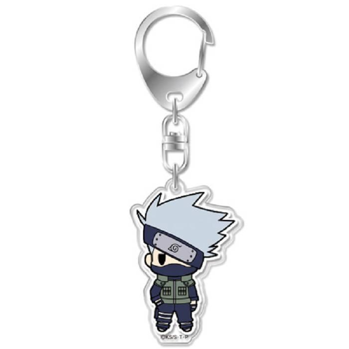 火影忍者 D4 人像匙扣 旗木卡卡西 D4 Acrylic Key Chain Hatake Kakashi【Naruto】