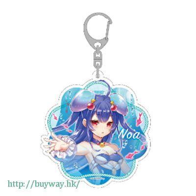 白貓Project 「ノア」深淵の追撃者 亞克力 匙扣 Shinen no Tsuigekisha Acrylic Key Chain Noa【Shironeko Project】