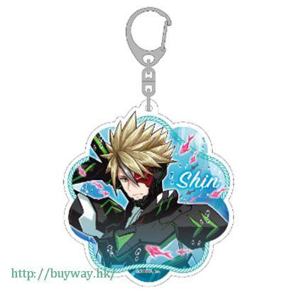 白貓Project 「シン」深淵の追撃者 亞克力 匙扣 Shinen no Tsuigekisha Acrylic Key Chain Shin【Shironeko Project】