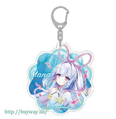 白貓Project 「マナ」深淵の追撃者 亞克力 匙扣 Shinen no Tsuigekisha Acrylic Key Chain Mana【Shironeko Project】