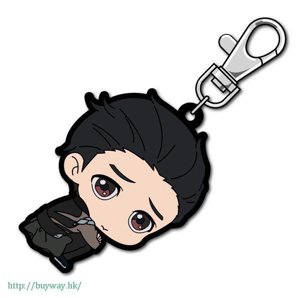 勇利!!! on ICE 「勝生勇利」可愛抱膝橡膠掛飾 Bocchi-kun Rubber Mascot Katsuki Yuri【Yuri on Ice】