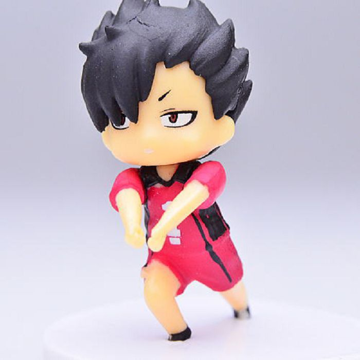 排球少年!! 黑尾鐵朗 桌上擺設扭蛋 Desktop Figure Kuroo Tetsuro【Haikyu!!】