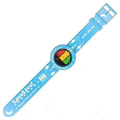 LoveLive! 明星學生妹 一番賞 Kyun-Kyun Sensation!K 賞 手錶 藍色 Ichiban Kuji Kyun-Kyun Sensation! Prize K Watch Blue【Love Live! School Idol Project】
