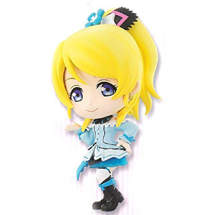 LoveLive! 明星學生妹 一番賞 Kyun-Kyun Sensation!C 賞 絢瀨繪里 Q版 黏土人 Ichiban Kuji Kyun-Kyun Sensation! Prize C Nendoroid Ayase Eli【Love Live! School Idol Project】