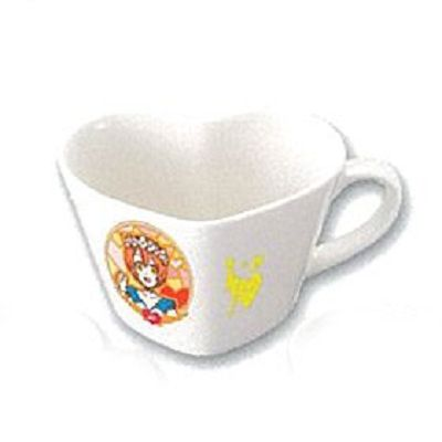 LoveLive! 明星學生妹 一番賞 Kyun-Kyun Sensation!L 賞 星空凜 心心杯 Ichiban Kuji Kyun-Kyun Sensation! Prize L Heart Shaped Mug Hoshizora Rin【Love Live! School Idol Project】