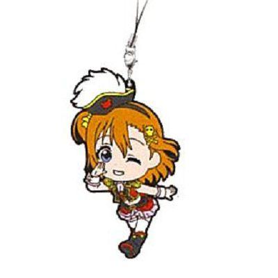 LoveLive! 明星學生妹 一番賞 Kyun-Kyun Sensation!M 賞 高坂穗乃果 掛飾 Ichiban Kuji Kyun-Kyun Sensation! Prize M Rubber Strap Kosaka Honoka【Love Live! School Idol Project】