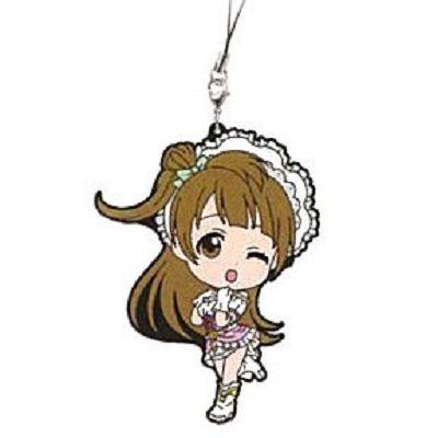 LoveLive! 明星學生妹 一番賞 Kyun-Kyun Sensation!M 賞 南小鳥 掛飾 Ichiban Kuji Kyun-Kyun Sensation! Prize M Rubber Strap Minami Kotori【Love Live! School Idol Project】