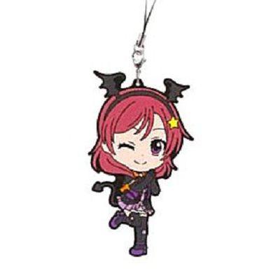 LoveLive! 明星學生妹 一番賞 Kyun-Kyun Sensation!M 賞 西木野真姬 掛飾 Ichiban Kuji Kyun-Kyun Sensation! Prize M Rubber Strap Nishikino Maki【Love Live! School Idol Project】
