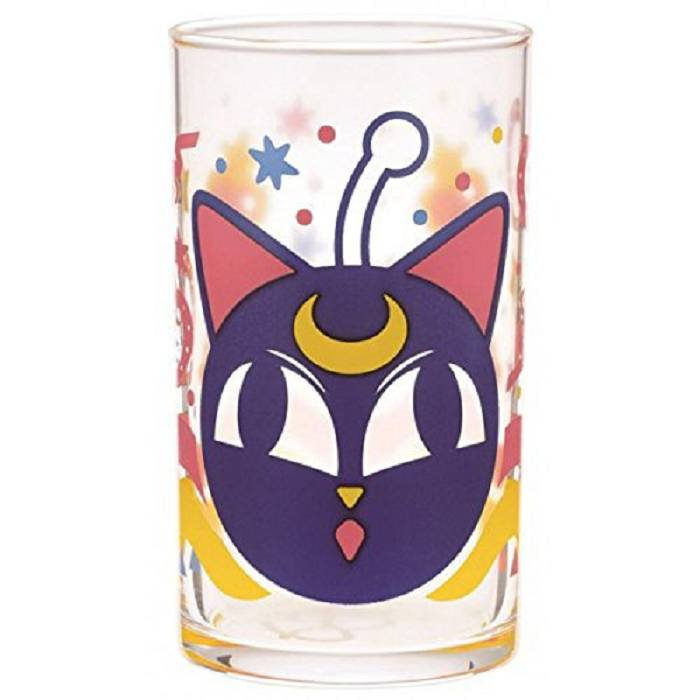 美少女戰士 一番賞 E 賞 玻璃杯 - 露娜 P Ichiban Kuji Prize E Glass Luna P【Sailor Moon】