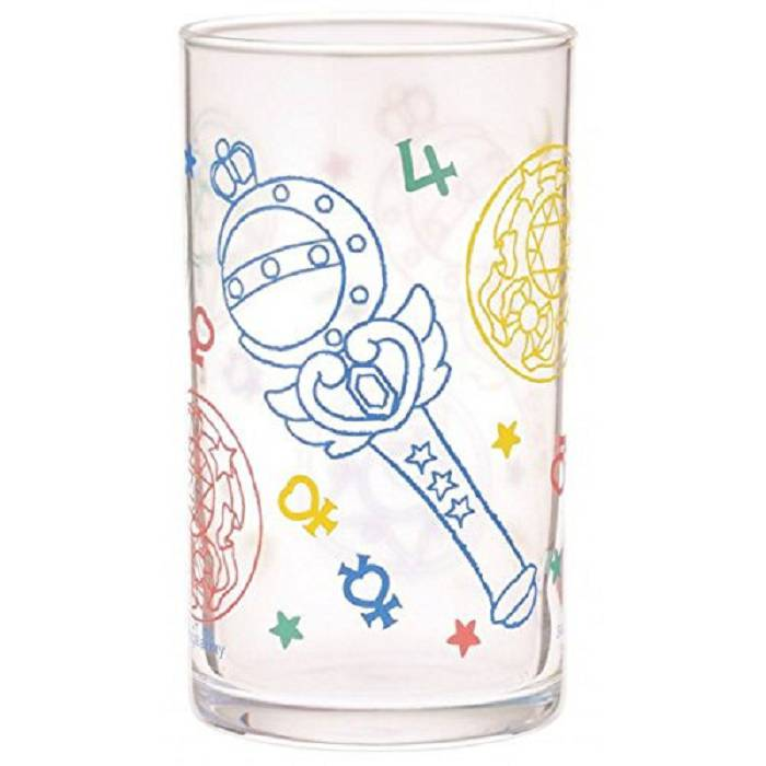 美少女戰士 一番賞 E 賞 玻璃杯 - 女皇權杖 Ichiban Kuji Prize E Glass Moon Rod【Sailor Moon】