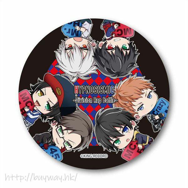 Hypnosismic -Division Rap Battle- 「池袋 + 橫濱」抱著 MC 名牌 徽章 GyuGyutto Can Badge Pair Pattern Ver. Ikebukuro & Yokohama【Hypnosismic】
