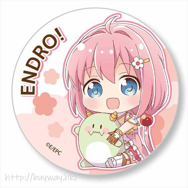 Endro! 「尤莉婭」徽章 GyuGyutto Can Badge Yusha【Endro!】