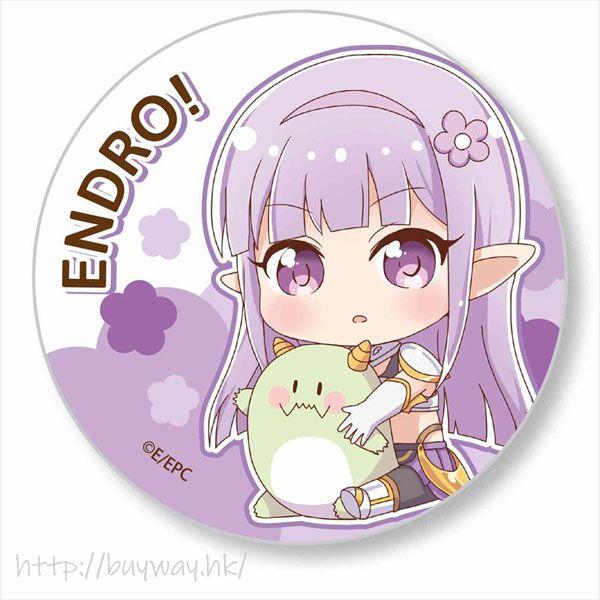 Endro! 「艾蕾諾瓦爾」徽章 GyuGyutto Can Badge Seira【Endro!】