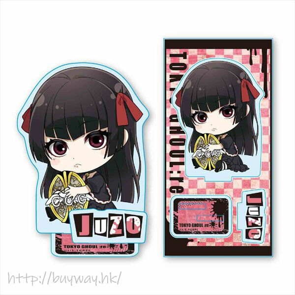 東京喰種 「鈴屋什造」女裝 亞克力企牌 GyuGyutto Acrylic Figure Suzuya Juzo Auction【Tokyo Ghoul】