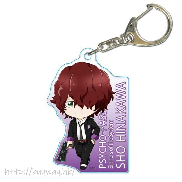 PSYCHO-PASS 心靈判官 「雛河翔」亞克力匙扣 TEKUTOKO Acrylic Key Chain Hinakawa Sho【Psycho-Pass】