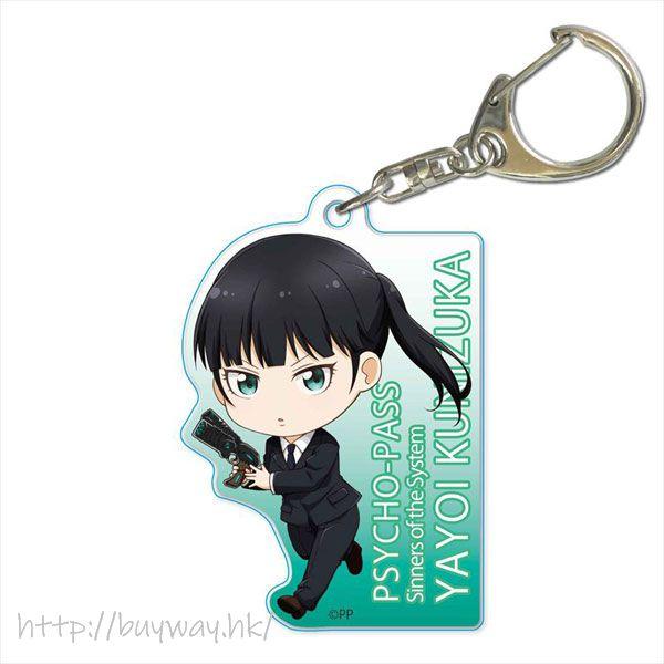 PSYCHO-PASS 心靈判官 「六合塚彌生」亞克力匙扣 TEKUTOKO Acrylic Key Chain Kinizuka Yayoi【Psycho-Pass】
