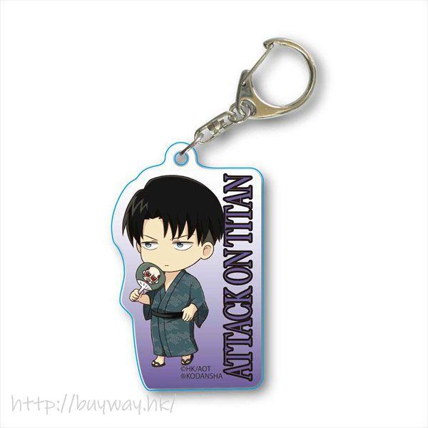 進擊的巨人 「里維」浴衣 亞克力匙扣 TEKUTOKO Acrylic Key Chain Levi Yukata【Attack on Titan】