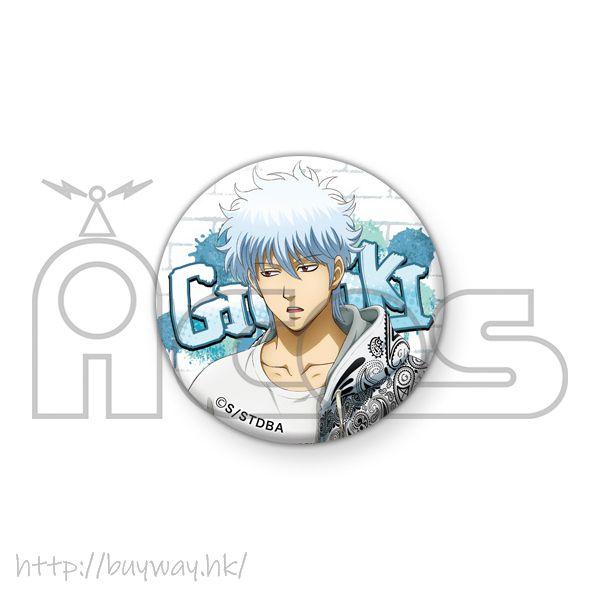 銀魂 「坂田銀時」便服 Ver. 貼紙 Can Sticker Sakata Gintoki Casual Wear【Gin Tama】