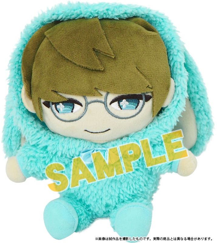 A3! 「卯木千景」兔子睡衣公仔 Rabbit Pajama Stuffed Toy Utsuki Chikage【A3!】