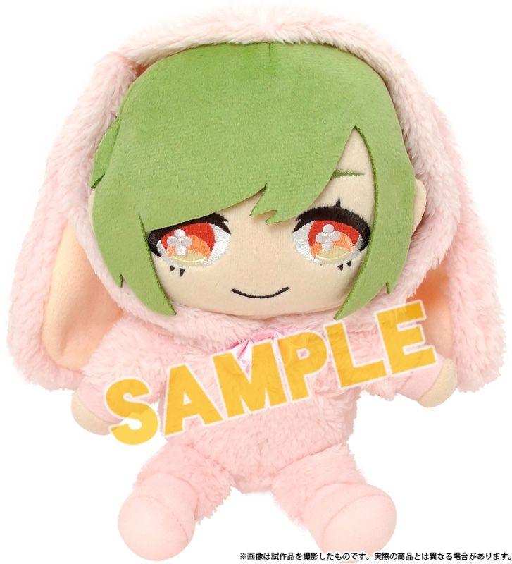 A3! 「瑠璃川幸」兔子睡衣公仔 Rabbit Pajama Stuffed Toy Yuki Rurikawa【A3!】