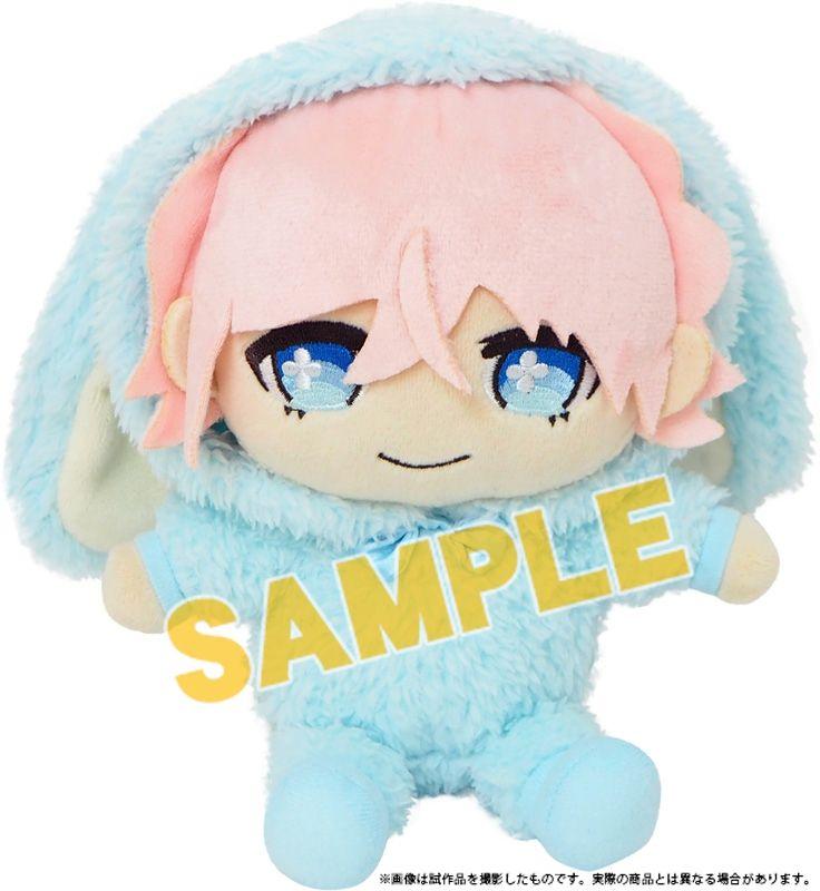 A3! 「向坂椋」兔子睡衣公仔 Rabbit Pajama Stuffed Toy Muku Sakisaka【A3!】
