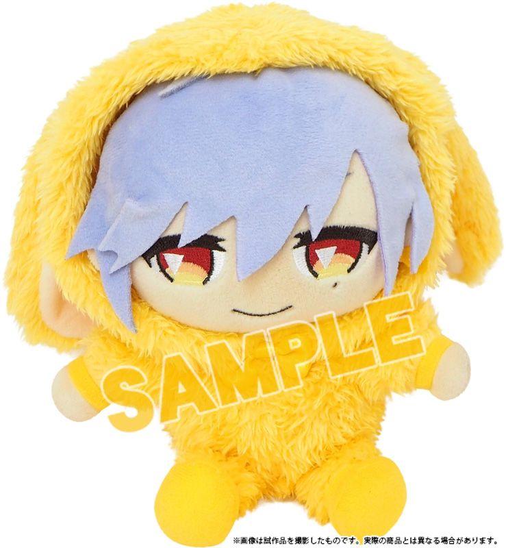 A3! 「斑鳩三角」兔子睡衣公仔 Rabbit Pajama Stuffed Toy Misumi Ikaruga【A3!】