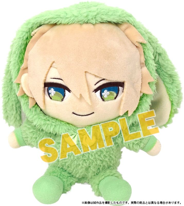 A3! 「三好一成」兔子睡衣公仔 Rabbit Pajama Stuffed Toy Kazunari Miyoshi【A3!】