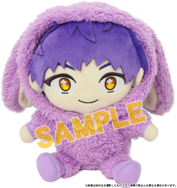 A3! 「兵頭九門」兔子睡衣公仔 Rabbit Pajama Stuffed Toy Hyodo Kumon【A3!】