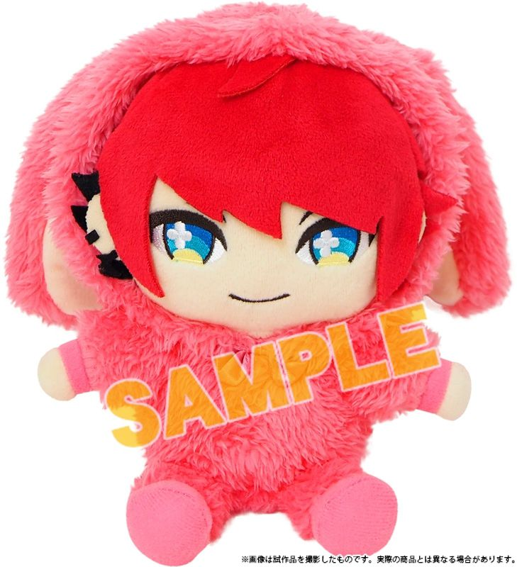 A3! 「七尾太一」兔子睡衣公仔 Rabbit Pajama Stuffed Toy Taichi Nanao【A3!】