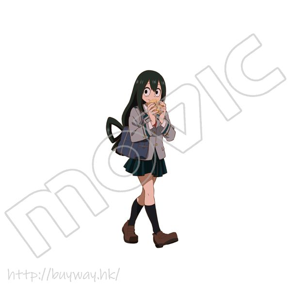 我的英雄學院 「蛙吹梅雨」甜甜圈 Ver. 匙扣 Acrylic Keychain Donut Ver. Tsuyu Asui【My Hero Academia】