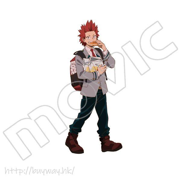 我的英雄學院 「切島銳兒郎」甜甜圈 Ver. 匙扣 Acrylic Keychain Donut Ver. Kirishima Eijiro【My Hero Academia】