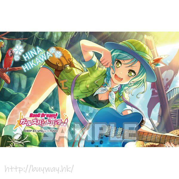 BanG Dream! 「冰川日菜」手機 / 眼鏡清潔布 Cleaner Cloth Hina Hikawa (Pastel*Palettes)【BanG Dream!】