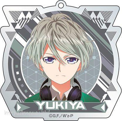 W'z 「荒城幸也」亞克力 匙扣 Acrylic Keychain (1) Yukiya【W'z】