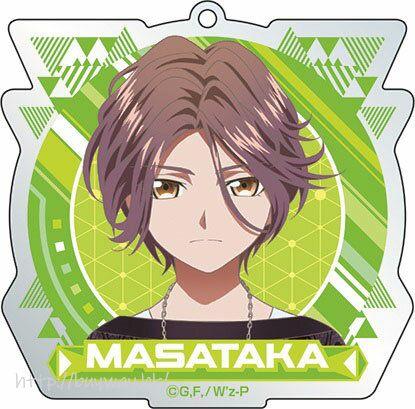 W'z 「堺正孝」亞克力 匙扣 Acrylic Keychain (5) Masataka【W'z】