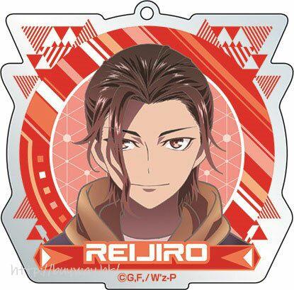 W'z 「荒城令次郎」亞克力 匙扣 Acrylic Keychain (7) Reijiro【W'z】