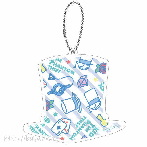 名偵探柯南 「怪盜基德」Girls Pop 系列 亞克力匙扣 Girls Pop Series Acrylic Key Chain Kaito Kid【Detective Conan】