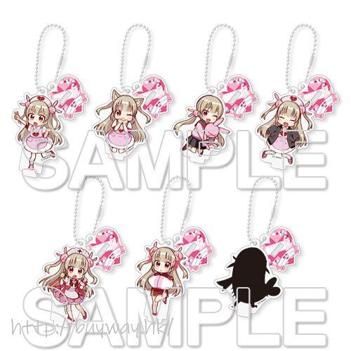 虛擬偶像 「名取紗那」亞克力匙扣 (7 個入) Acrylic Key Chain Natori Sana (7 Pieces)【Virtual YouTuber】