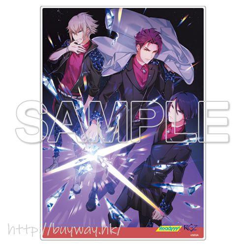 Readyyy! 「RayGlanZ」亞克力企牌 Unit Acrylic Stand RayGlanZ【Readyyy!】