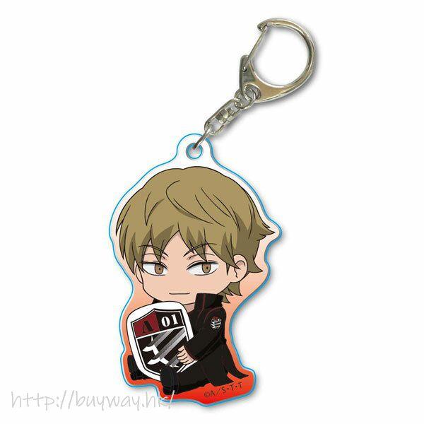境界觸發者 「出水公平」亞克力匙扣 GyuGyutto Acrylic Key Chain Izumi Kohei【World Trigger】
