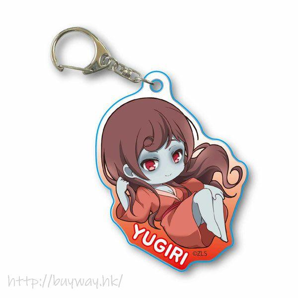 佐賀偶像是傳奇 「夕霧」亞克力匙扣 Pukasshu Acrylic Key Chain Yugiri【Zombie Land Saga】